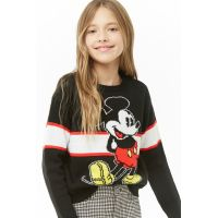 FOREVER21 FOREVER 21 forever フォーエバートュエンティーワン ふぉーえばーとぅえんてぃーわん フォーエバートゥエンティーワン | Mickey Mouseセーター