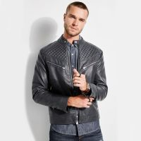 GUESS ゲス | [GUESS] JASPER QUILTED RACER JACKET