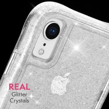 iPhoneXR対応ケース ProtectionCollection Sheer-Crystal-Clear