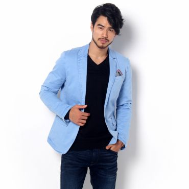 [GUESS] CASUAL BLAZER JACKET