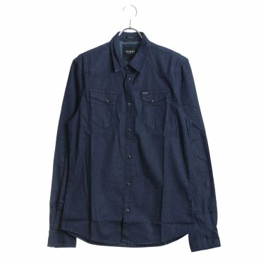 [GUESS] JOSHUA DENIM SHIRT