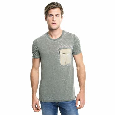 [GUESS] MYER POCKET CREW TEE