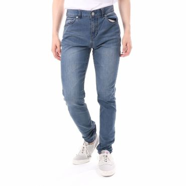 [GUESS] REGULAR-RISE RELAXED TAPER DENIM PANT