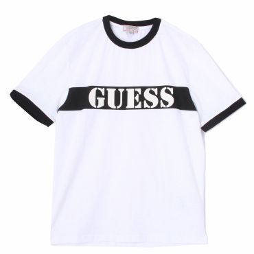 [GUESS Originals] S/S RINGER TEE【JAPAN EXCLUSIVE ITEM】
