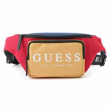 [GUESS] CHROMATIC WAIST PACK