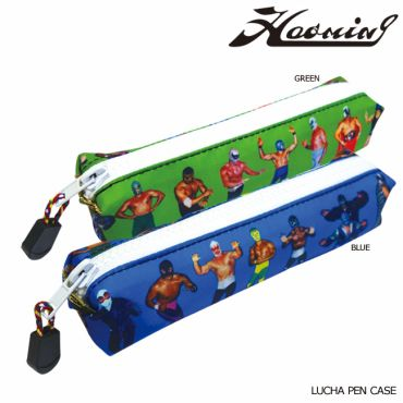 HAOMING LUCHA PEN CASE